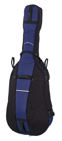Roth & Junius BSB-01 1/4 DB/BK Bass Soft Bag