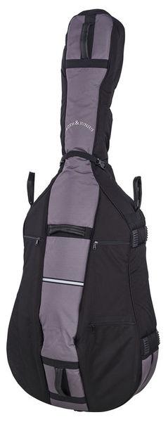 Roth & Junius BSB-01 1/2 GY/BK Bass Soft Bag