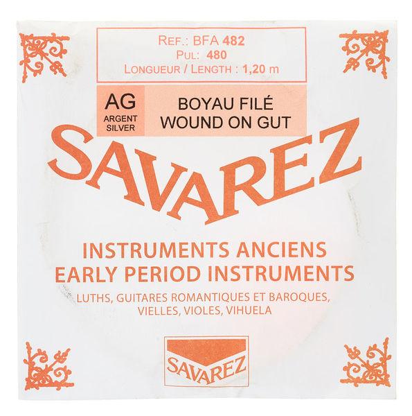 Savarez Treble Viola Da Gamba D6