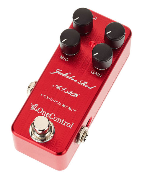 One Control Jubilee Red Distortion