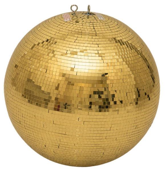 Eurolite Mirror Ball 50 cm gold