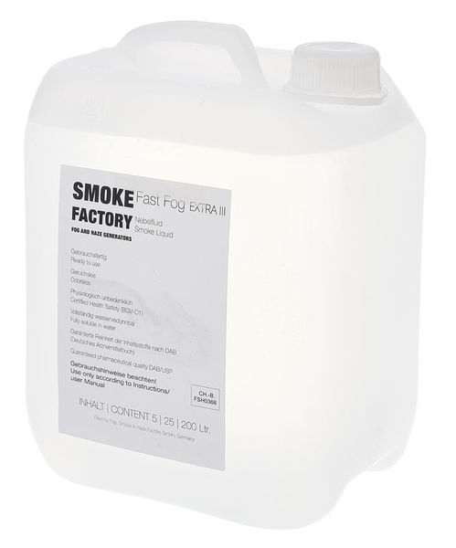 Smoke Factory Fast Fog EXTRA III 5l