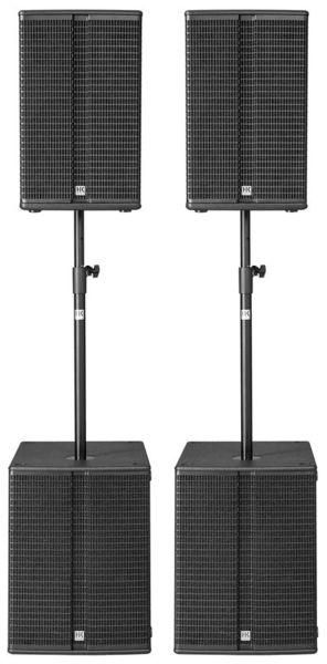 HK Audio LINEAR 3 Bass Power Pack