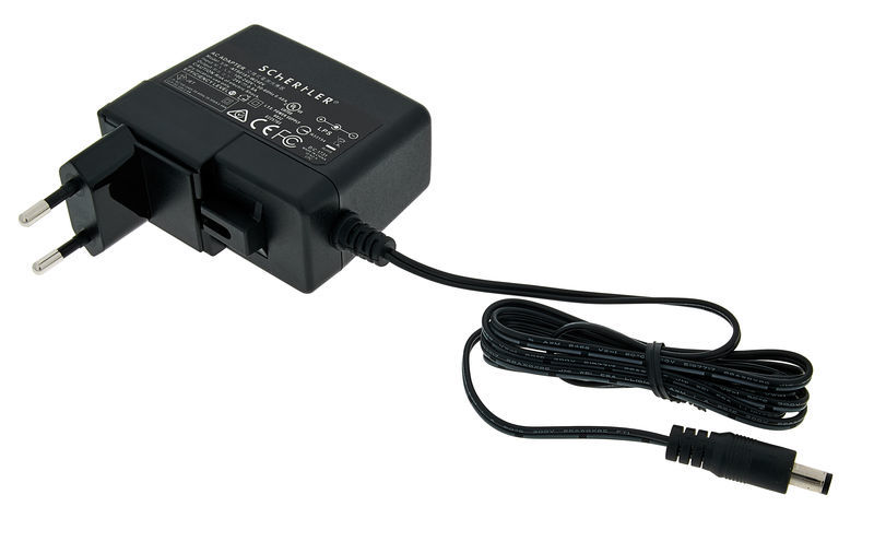 Schertler Extra Power Supply 24V EU