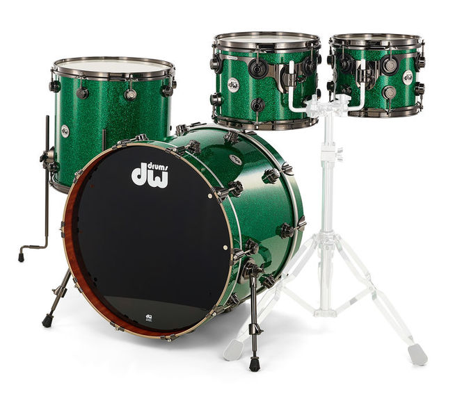 DW Finish Ply Maple Green Glass M