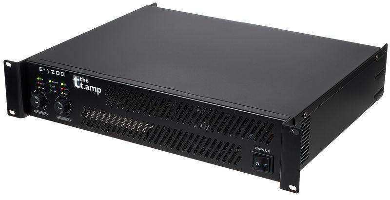 the t.amp E-1200