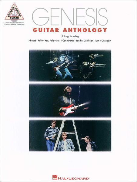 Hal Leonard Genesis Guitar Anthology
