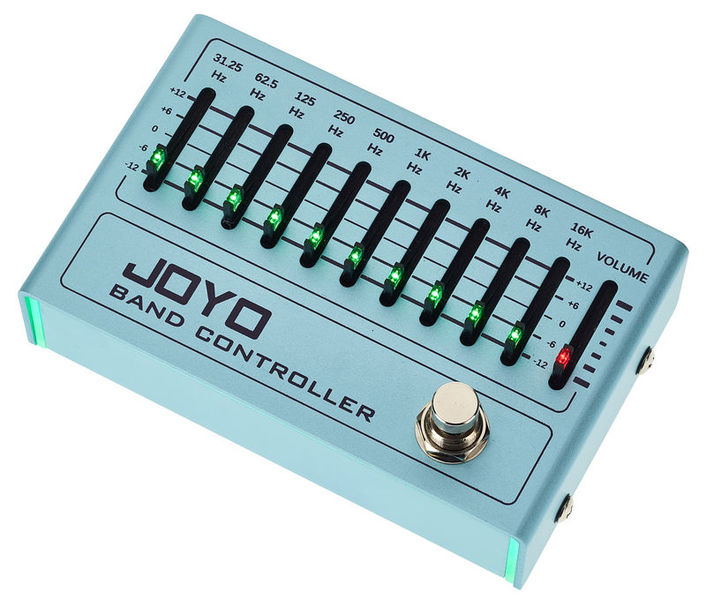 Joyo R-12 Band Controller EQ