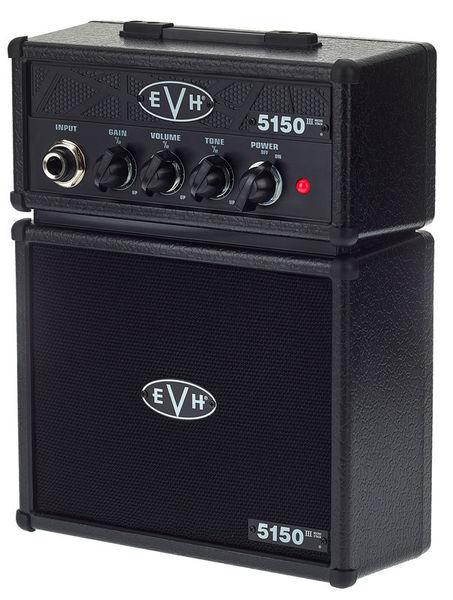 Evh EL 34 5150 Micro Stack Black