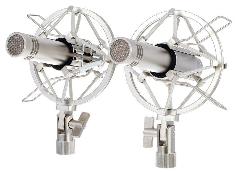 Warm Audio WA-84 Nickel Stereo-Set