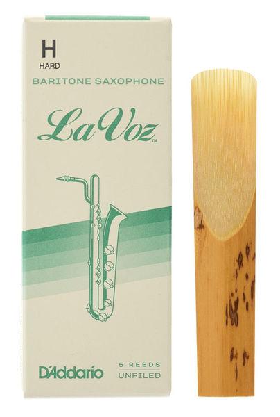 DAddario Woodwinds La Voz Baritone Saxophone H