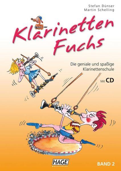Hage Musikverlag Klarinetten Fuchs 2