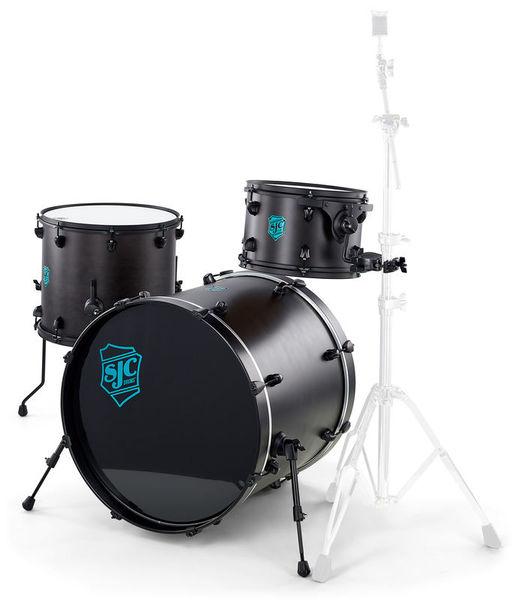 SJC Drums Pathfinder 3-piece shell set