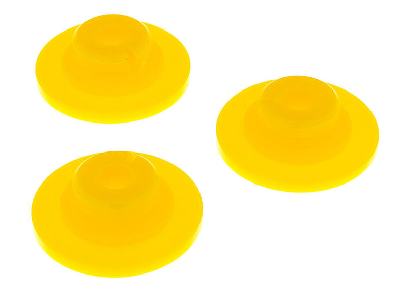 The Grombal Cymbal Protector Yellow