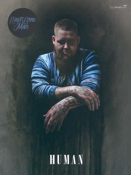 Faber Music Rag'n'Bone Man Human PVG