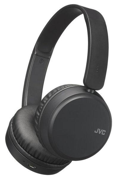 JVC HA-S35BT Black