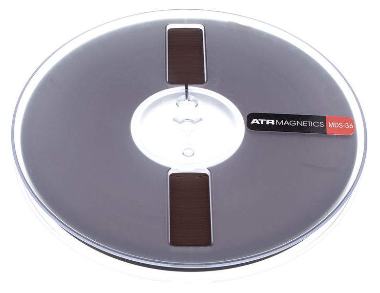ATR Magnetics MDS-36 1/4'' Plastic Reel