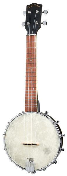 Gold Tone Concert Banjo Ukulele w/Bag