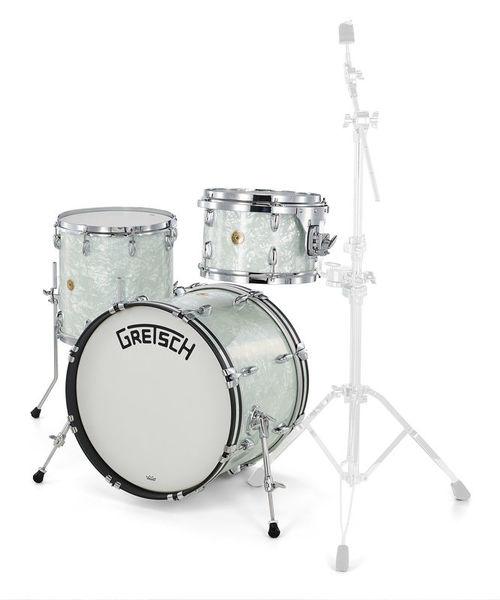 Gretsch Drums Broadkaster 60's White Marine