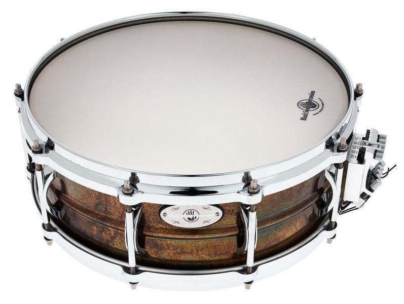 Black Swamp Percussion Multisonic Snare Drum MS514BDP