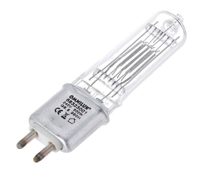 Omnilux HX600 GKV240V/600W G-9,5 250h