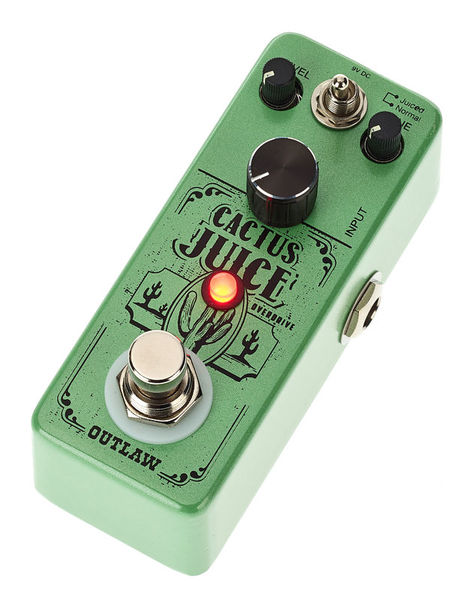 Outlaw Effects Cactus Juice 2-Mode Overdrive