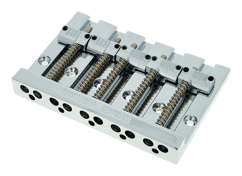 Allparts Omega 5-String Bass Bridge C
