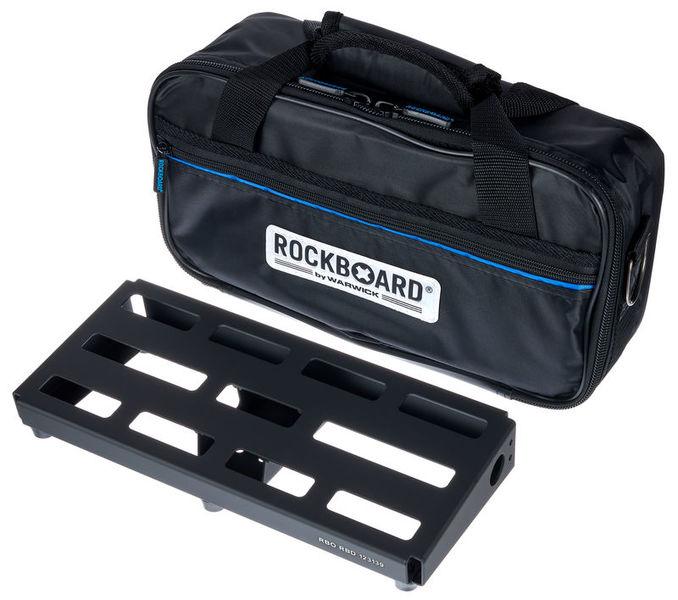 Rockboard DUO 2.0 with Gigbag