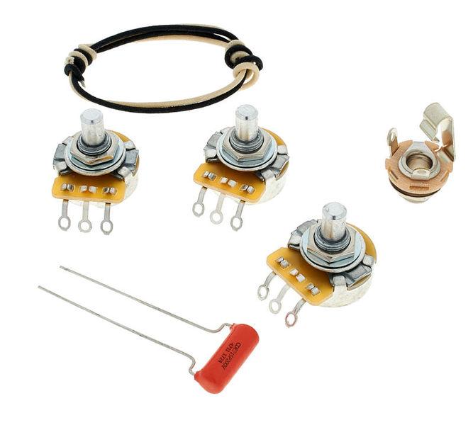 Allparts J-Style Bass Wiring Kit