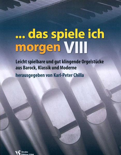 Strube Verlag Das Spiele Ich Morgen 8