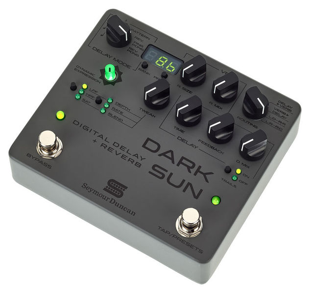 Seymour Duncan Mark Holcomb Dark Sun Delay