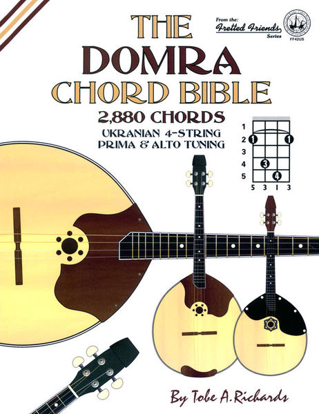 Cabot Books Publishing Domra Chord Bible