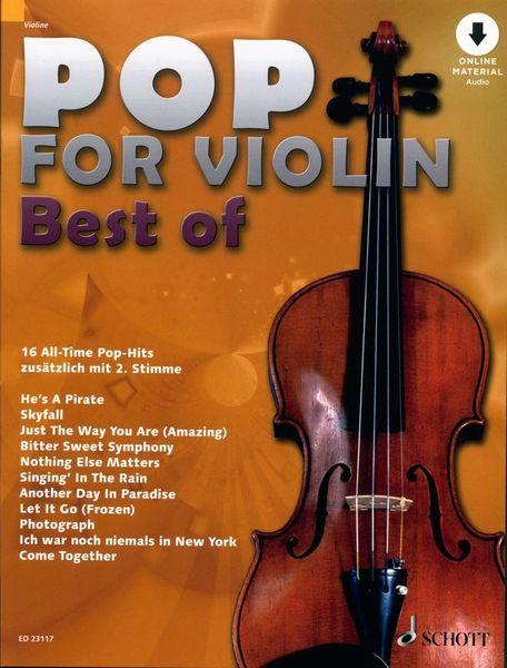 Schott Pop For Violin Best Of