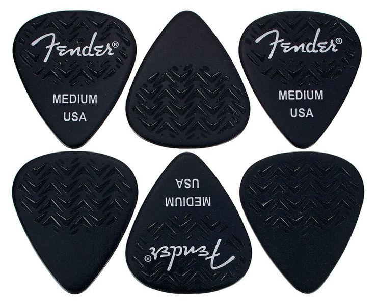 Fender 351 Wavelength Pick Med Set