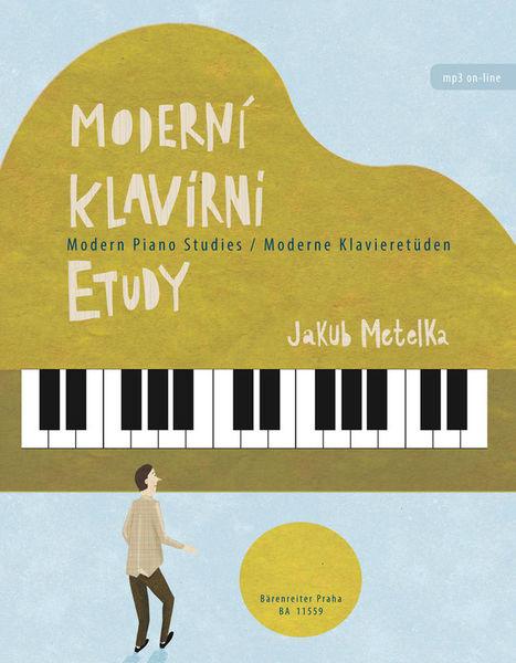 Bärenreiter Moderne Klavieretüden