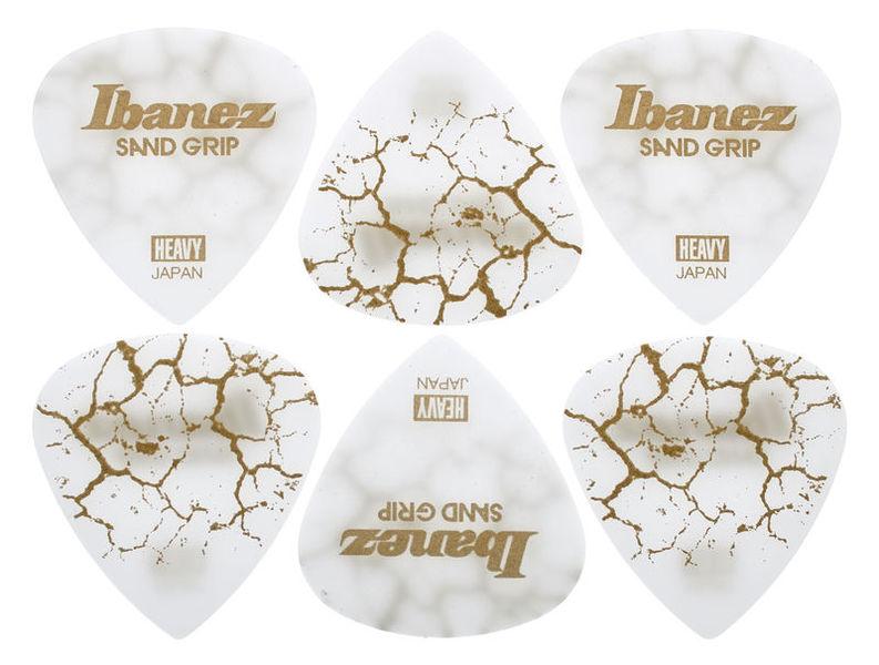 Ibanez PPA16HCG-WH Pick Set