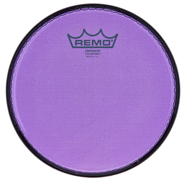 "Remo 08"" Emperor Colortone Purple"
