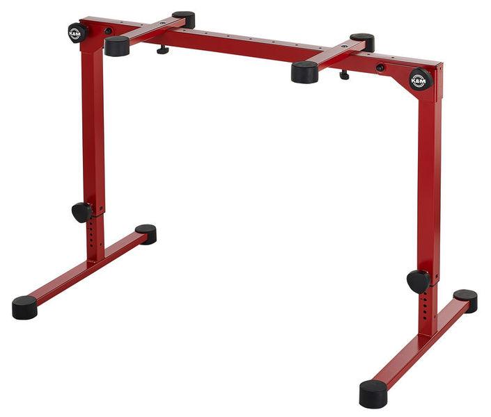 K&M 18820 Omega Pro Ruby Red