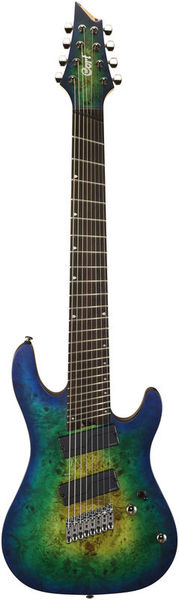 Cort KX508 MS Marina Blueburst