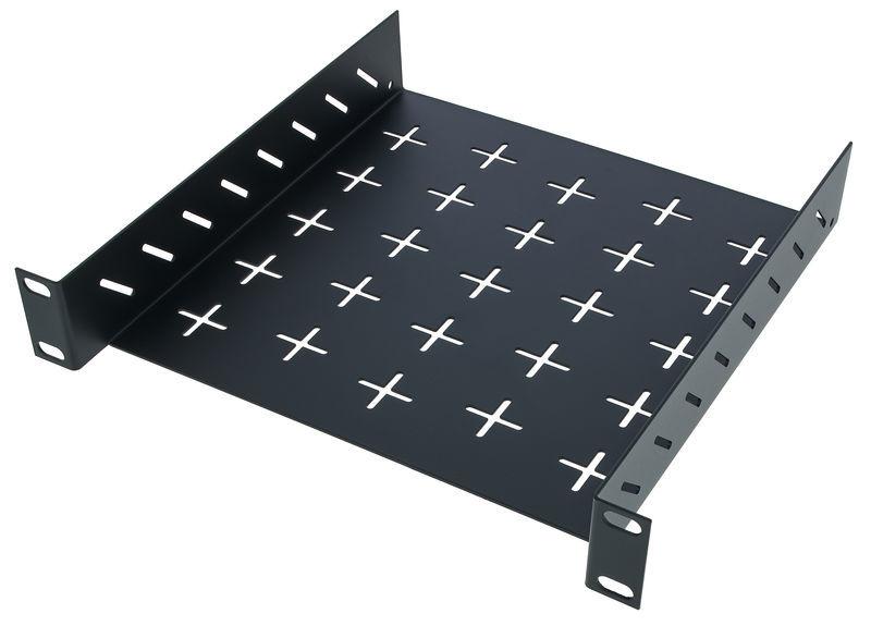 "Flyht Pro Rack Tray 9,5"" 1U Mount"