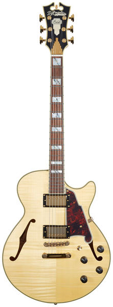 DAngelico Excel SS Natural