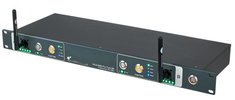 Stairville WLS-DMX Pro Twin G5