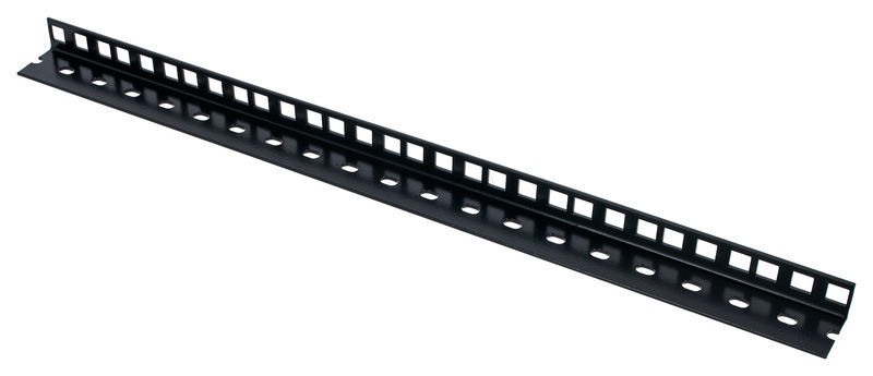 Adam Hall 61535B10 Rack Strip 10U blk