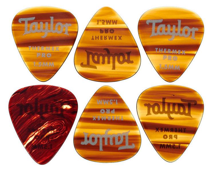 Taylor Tortoise 351 Pick Set 1,50