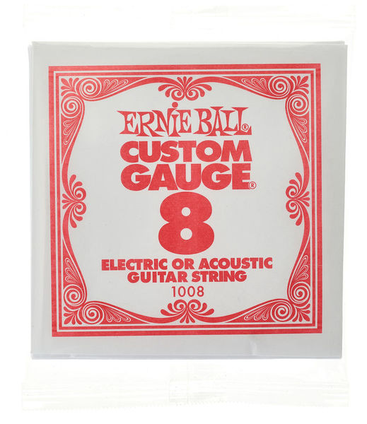 Ernie Ball 008 Single String Slinky Set