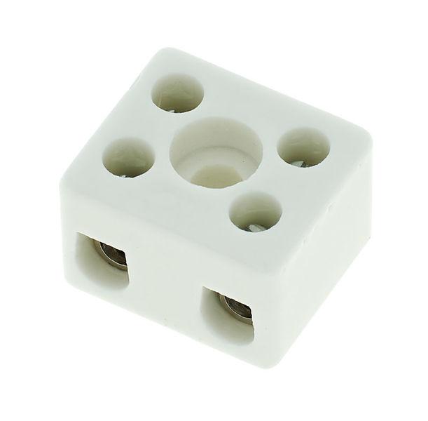 Sirox Porcelain terminal 2,50mm²