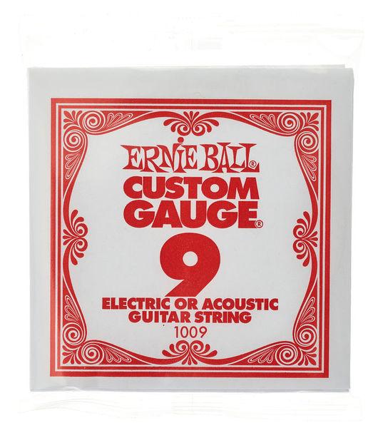 Ernie Ball 009 Single Slinky String Set
