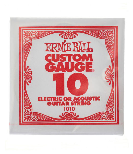 Ernie Ball 010 Single Slinky String Set