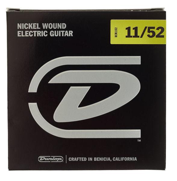 Dunlop Guitar String Set 11/52