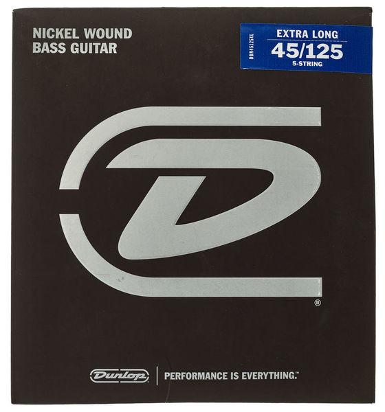 Dunlop Bass 5-String Set 45/125